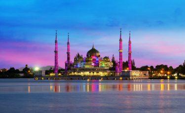 Kristal Mosque Terengganu