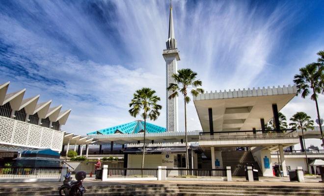 100 Gambar Gambar Masjid Modern Paling Keren