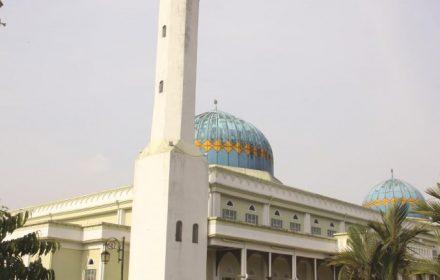 MASJID SULTAN MAHMUD, BANDAR AL-MUKTAFI BILLAH SHAH