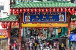 Flea Market Petaling Street (Chinatown)