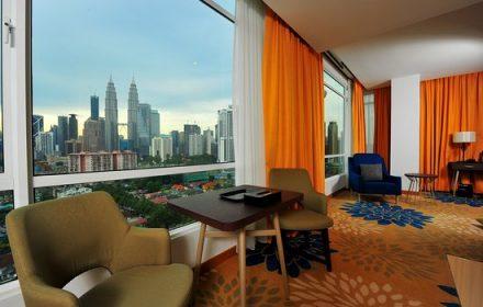 Tamu Hotel & Suites Kuala Lumpur - 4 Bintang - (Emas)