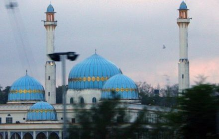 Masjid Al-Muktafi Billah Shah (Masjid Negeri), Kuala Terengganu