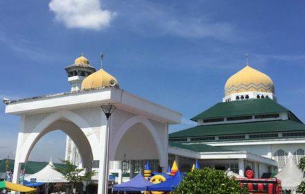 Masjid Al Munawwarah, Shah Alam