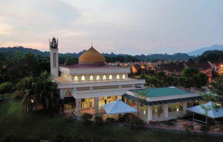 Masjid At Taqwa Proton City