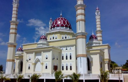 Masjid Hadhari, Jerteh