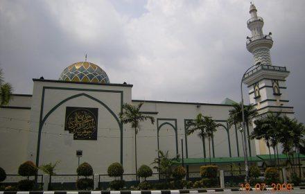 Masjid Jamek Bandar Baru UDA