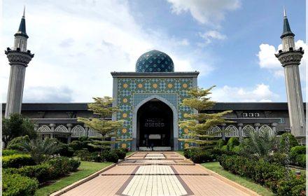 Masjid Sultan Abdul Samad KLIA